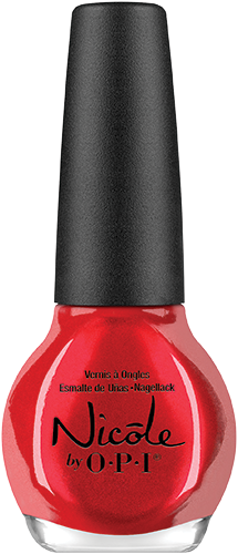 Nicole by OPI Coca-Cola Collection Always a Classic Coca-Cola
