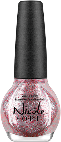 Nicole by OPI Coca-Cola Collection DC Lover