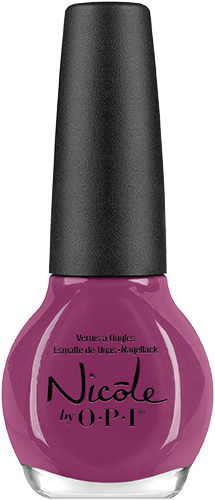 Nicole by OPI Coca-Cola Collection In Grape Demand