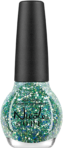 Nicole by OPI Coca-Cola Collection Seriously Citrus