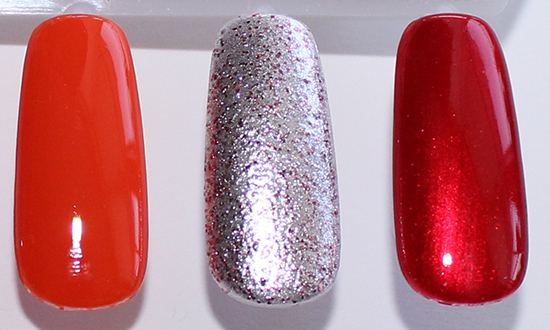 Nicole by OPI Coca Cola Collection Swatches Swatch 2