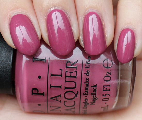 Opi Nail Envy Just My Look: OPI Just Lanai-ing Around Swatches & Review
