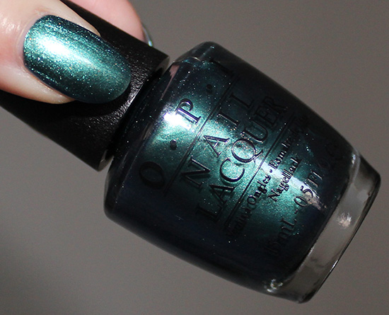 OPI This Color's Making Waves Review & Swatch