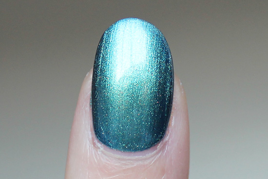 OPI This Color's Making Waves Swatch
