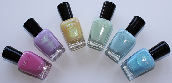 Zoya Delight Collection 2015