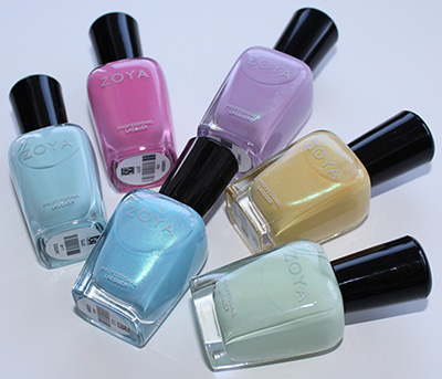 Zoya Delight Collection PIctures