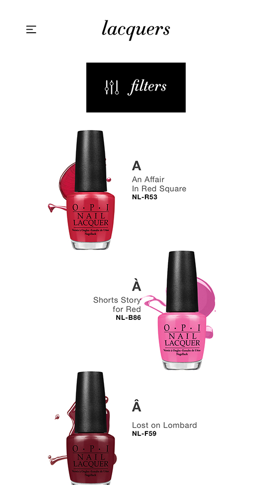 Color Chat by OPI