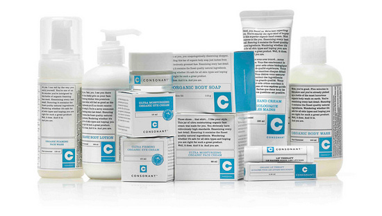 Consonant-Skincare-Products