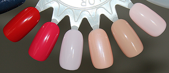 Essie 2015 Bridal Collection Swatches