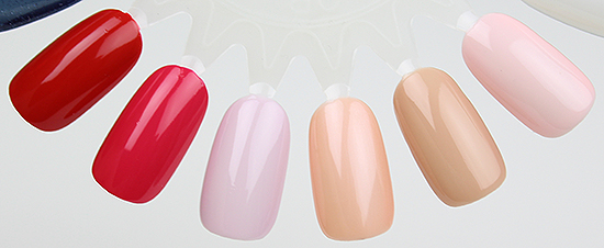 Essie Bridal Collection 2015 Swatches