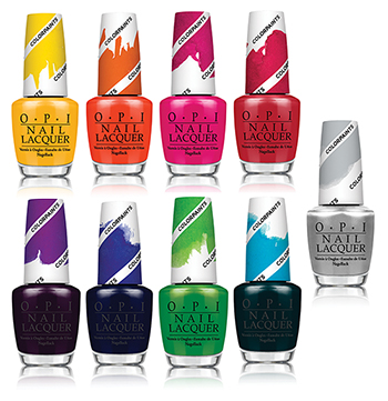 OPI Color Paints Blendable Nail Polish