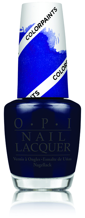 OPI Indigo Motif Color Paints Blendable Nail Lacquer