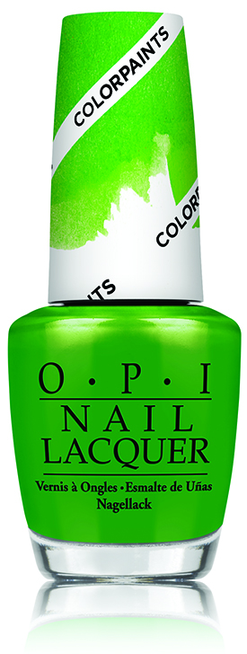 OPI Landscape Artist Color Paints Blendable Nail Lacquer