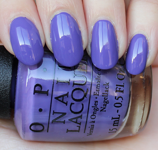 OPI Lost My Bikini in Molokini Review & Swatches