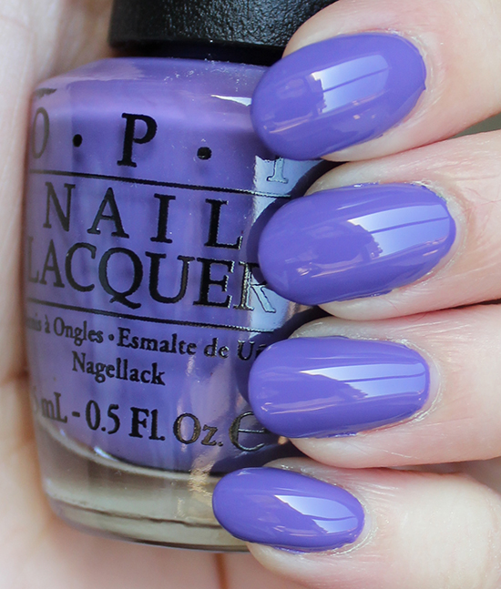 OPI Lost My Bikini in Molokini Swatches & Review