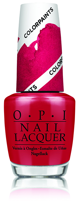OPI Magenta Muse Color Paints Blendable Nail Lacquer