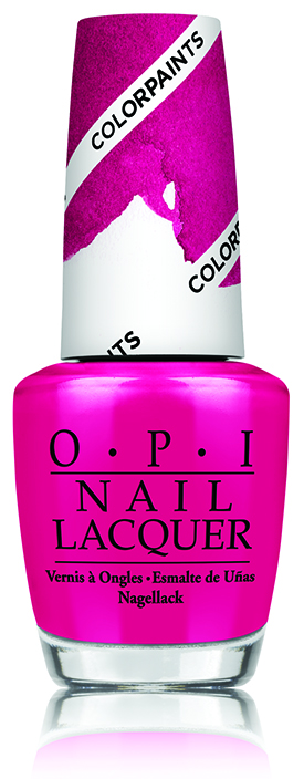 OPI Pen and Pink Color Paints Blendable Nail Lacquer