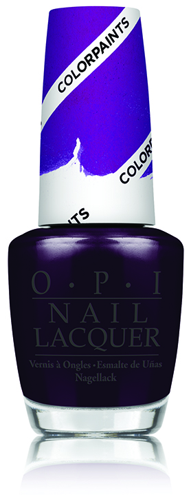 OPI Purple Perspective Color Paints Blendable Nail Lacquer