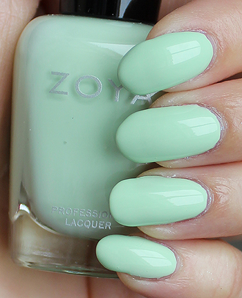 Zoya Tiana Swatches & Review