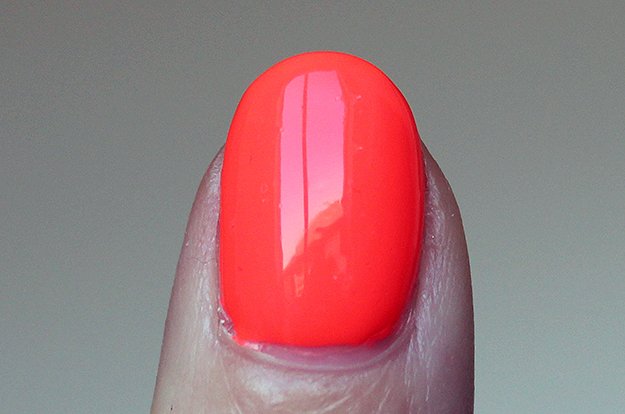 Electric Nights China Glaze Red-y to Rave