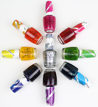 OPI Color Paints Collection Photos