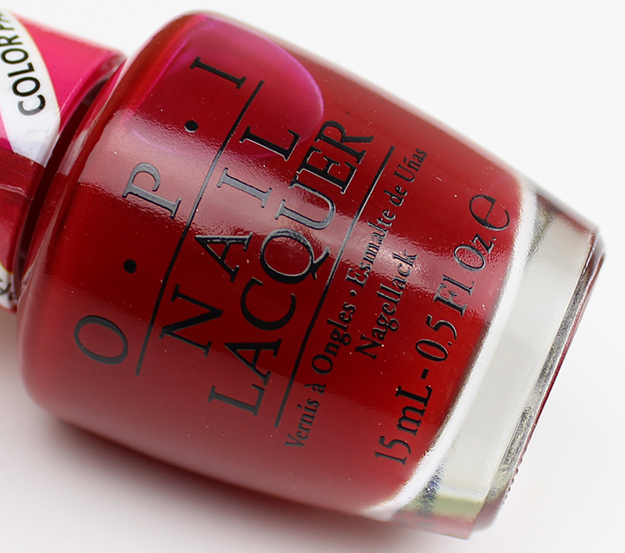 OPI Color Paints Magenta Muse