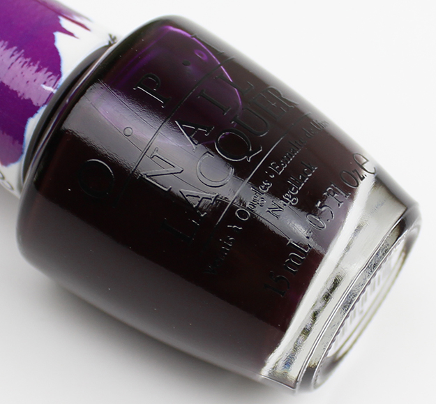 OPI Color Paints Purple Perspective