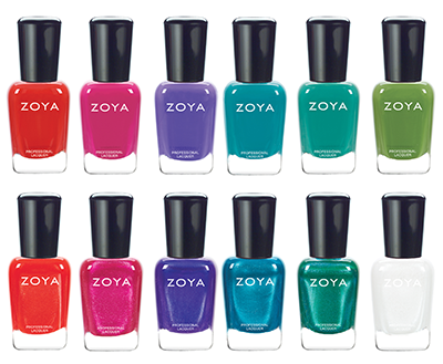 Zoya Island Sun Paradise Fun Collection 2015