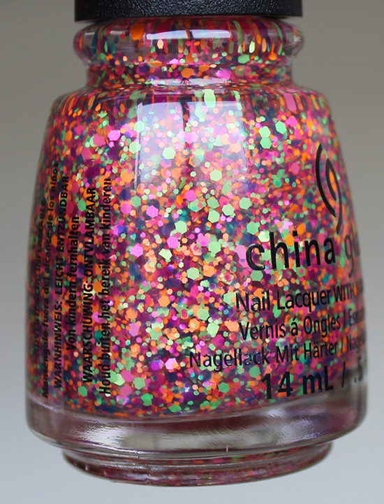 China Glaze Point Me to the Party Review