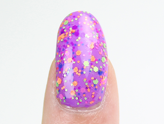 China Glaze Point Me to the Party Swatches & Photos