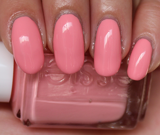 Essie Groove is in the Heart Swatch Neon 2015 Collection Swatches