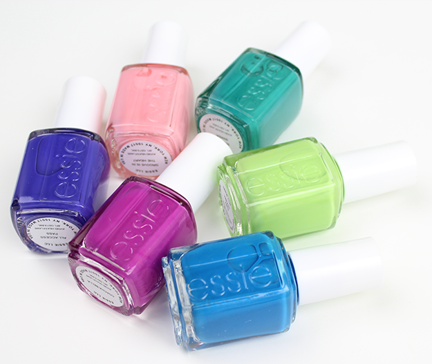Essie Neon 2015 Collection Pictures