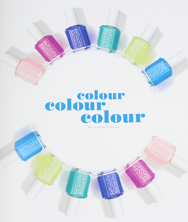 Essie Neon Collection 2015 Pictures