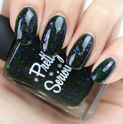 Herald of the Skeleton War by Pretty Serious Swatches
