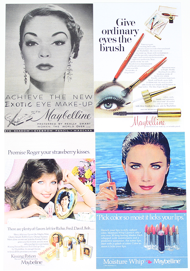Maybelline Makeup 100th Anniversary