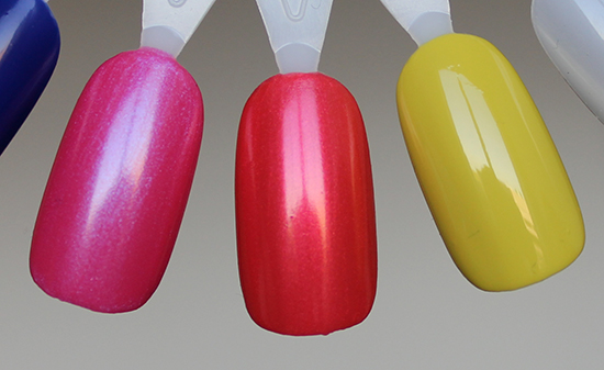 OPI Brights 2015 Swatch Swatches 3