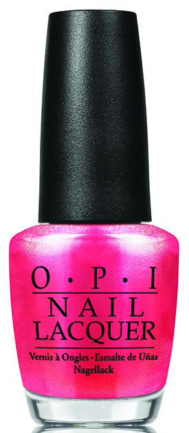 OPI Brights Collection Cant Hear Myself Pink