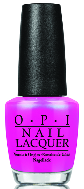 OPI Brights Collection Hotter Than You Pink