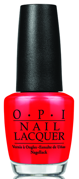 OPI Brights Collection I STOP for Red