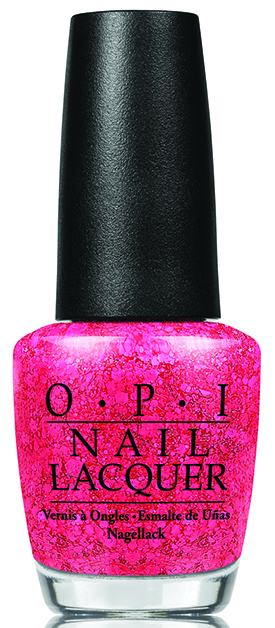 OPI Brights Collection On Pinks and Needles