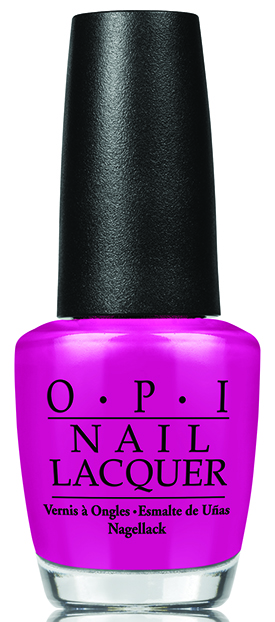 OPI Brights Collection The Berry Thought of You