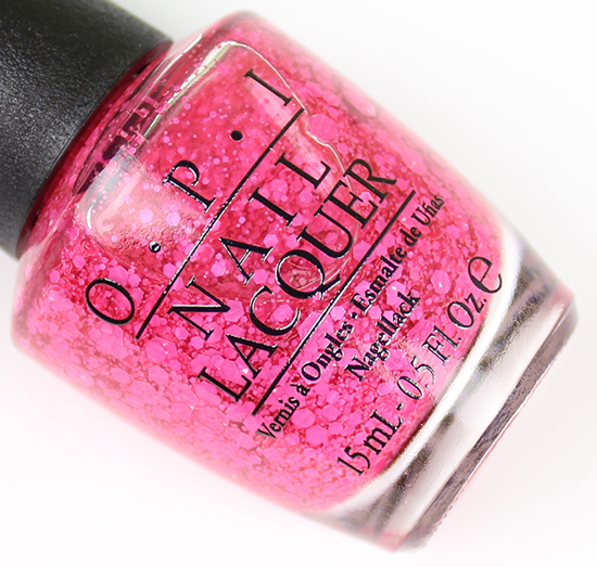 OPI On Pinks & Needles Brights 2015 Collection