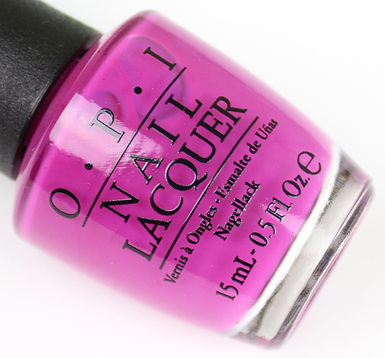 OPI The Berry Thought of You Brights 2015 Collection
