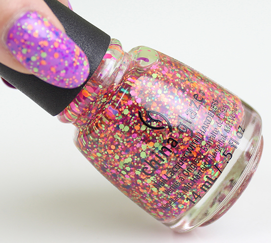 Point Me to the Party by China Glaze Review