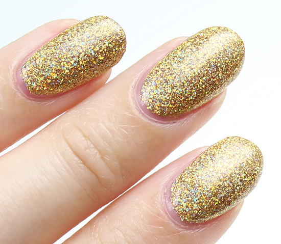 KBShimmer Sun & Games Swatch & Review