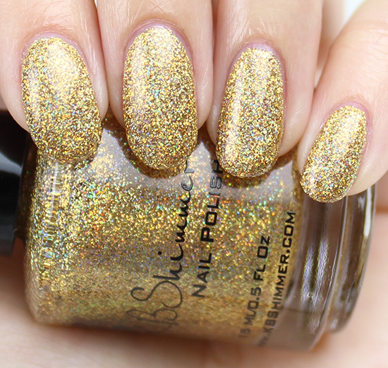 KBShimmer Sun & Games Swatch Summer 2015 Collection Swatches