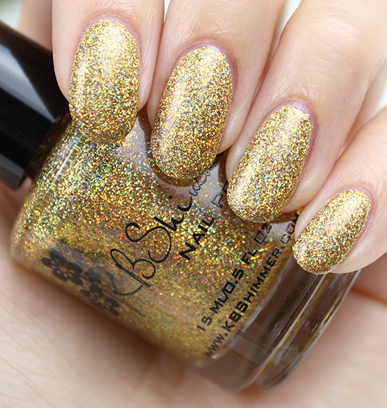 KBShimmer Sun & Games Swatches & Review