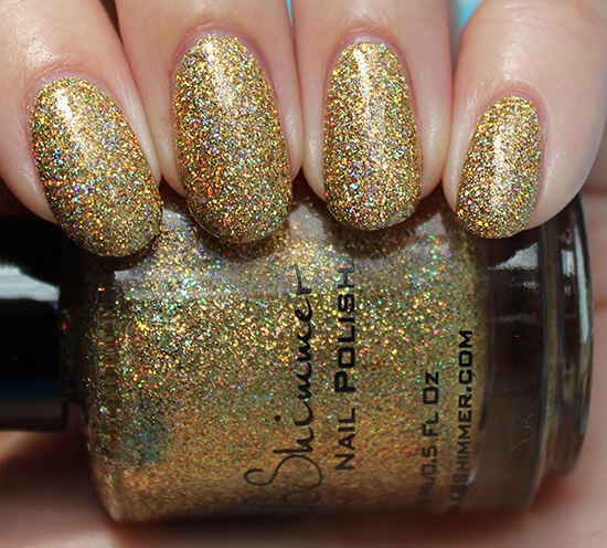 KBShimmer Swatch Sun & Games Swatches