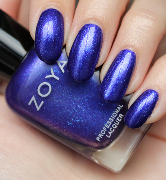 Zoya Isa Swatch Review Photos
