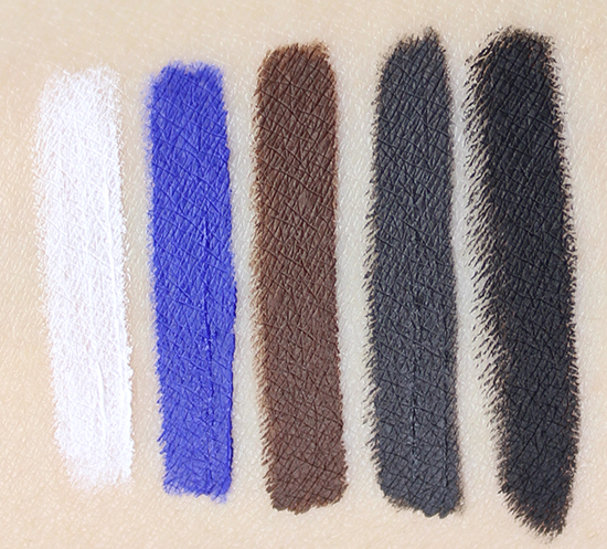 Maybelline Lasting Drama Waterproof Gel Pencil Swatch